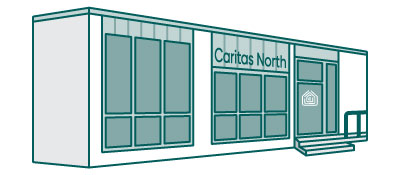 Caritas North Location