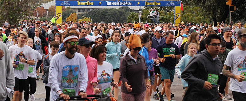 ThunderCloud Subs Turkey Trot