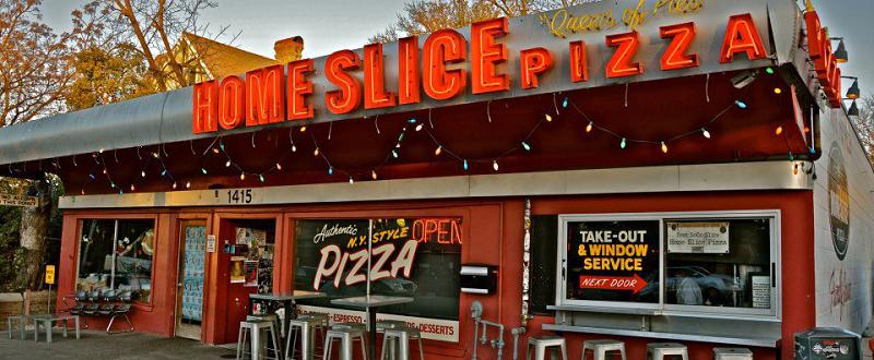 Home Slice Pizza Partnership