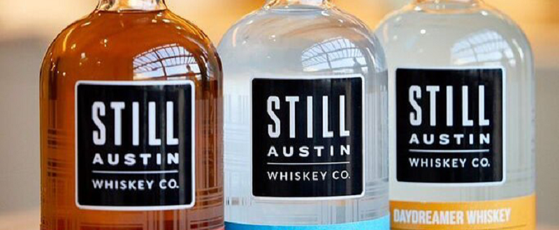 Still Austin Whiskey Co Charity of the Month