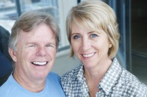 Lynn and Tom Meredith