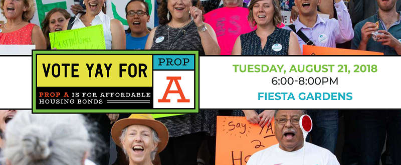 Vote Yay for Prop A