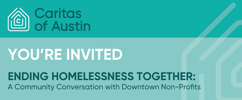 Community Conversation: Ending Homelessness Together